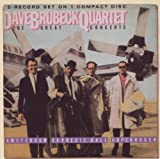 echange, troc The Dave Brubeck Quartet - The Great Concerts : Amsterdam - Carnegie Hall - Copenhagen
