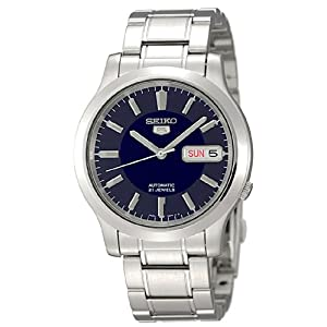57% off Seiko 5 Men's Automatic Stainless Steel Blue Dial Watch #SNK793 51-a7A5C2GL._SL500_AA300_