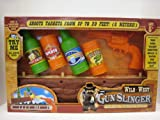 Wild west gun slinger target shooting set