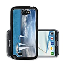 buy Liili Premium Samsung Galaxy Note 2 Aluminum Snap Case Sailing After A Storm Photo 5799305