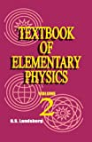 img - for Textbook of Elementary Physics: Volume 2, Electricity and Magnetism book / textbook / text book