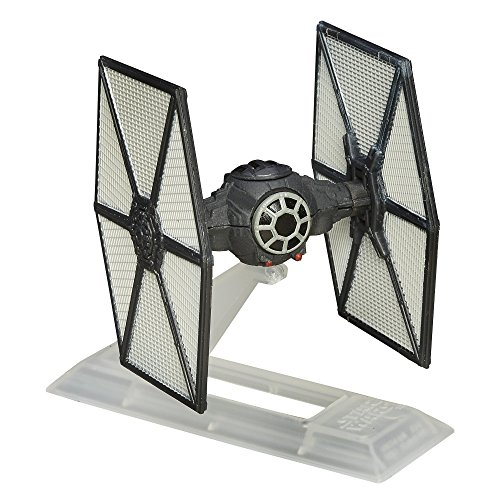 Star Wars: The Force Awakens Black Series Titanium First Order TIE Fighter