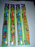 Reach Phineas and Ferb Toothbrush (Pack of 4)