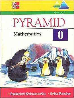 Pyramid Mathematics (Class - 0) 1st Edition price comparison at Flipkart, Amazon, Crossword, Uread, Bookadda, Landmark, Homeshop18