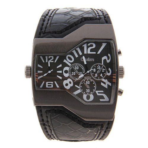 super-cool-oulm-double-time-show-metal-dial-military-man-mens-sports-casual-watches-relogio-black