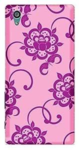 TrilMil Premium Design Back Cover Case For Sony Xperia Z5