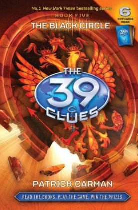 Cover of The Black Circle (The 39 Clues , Book 5)