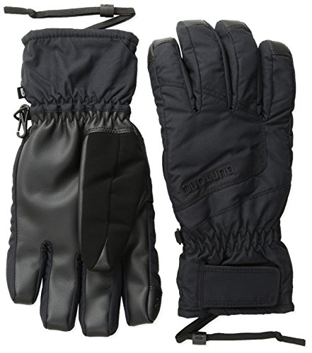 BURTON Men's Profile Under Gloves, True Black, Medium (Burton Profile Under Glove compare prices)