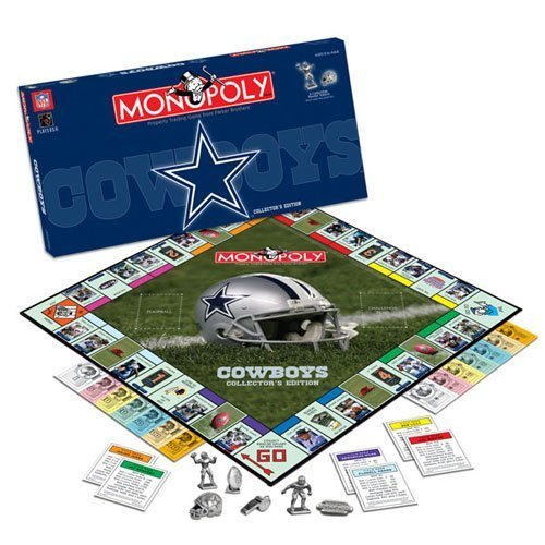 Buy Dallas Cowboys Monopoly