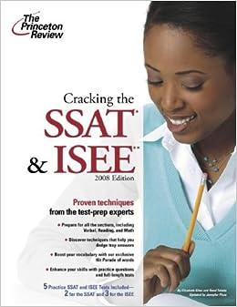 Isee essay