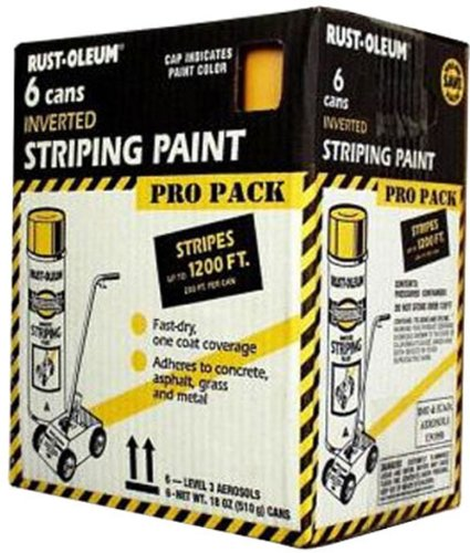 rust-oleum-p2548849-18-ounce-spray-paint-striping-paint-contractor-yellow-6-pack