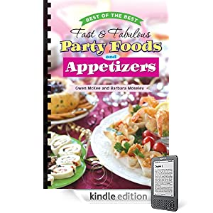 Fast & Fabulous Party Foods and Appetizers (Fast & Fabulous Cookbook Series)