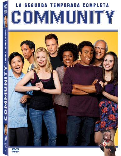 Community Temporada 2 (4 Discos) [DVD]