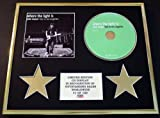 JOHN MAYER/CD DISPLAY/LIMITED EDITION/COA/WHERE THE LIGHT IS