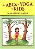 img - for The ABCs of Yoga for Kids Learning Cards book / textbook / text book