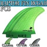 RAPTOR ラプターフィン RCGAH FCS ハニカムコア 軽量