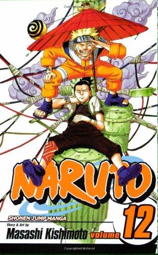 NARUTO -ナルト- コミック12巻 (英語版)