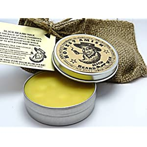 Honest Amish Slick Beard Wax - All Natural and Organic reviews on Amazon, best buy