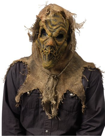 Costumes For All Occasions FW93203 ScarecroWith Gunny Sack Mask