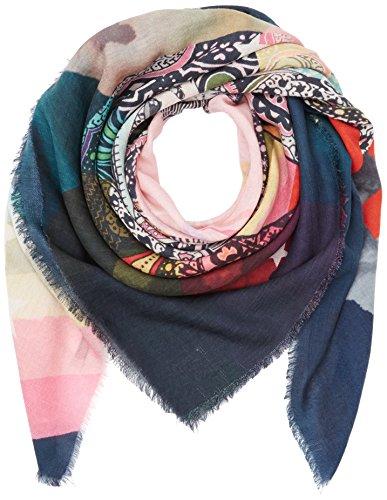 CODELLO 62104801, Sciarpa Donna, Violett (Dark Pink 21), Taglia Unica