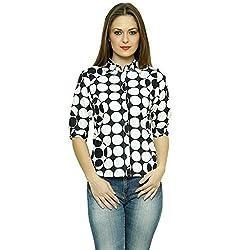 LEBE women's casual printed shirt