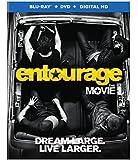 Entourage (Blu-ray + DVD + Ultraviolet)