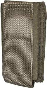 Tactical Assault Gear MOLLE Mag Pouch, Enhanced - Ranger Green MPU1-RG