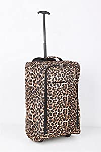 Majestic Lightweight Hand Luggage Wheeled Trolley Bag Cabin Ryan Air Easy Jet 50 or 55cm from majestic
