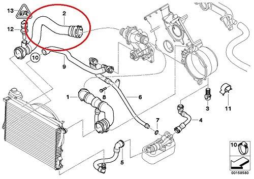 Bmw E38 Radiator Hose Browse Bmw E38 Radiator Hose At