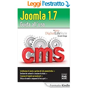 Joomla 1.7 - Guida all'uso