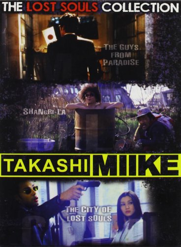Takashi Miike Collection Box #02 - The Lost Souls Collection (3 Dvd) [Italian Edition]