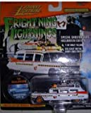 Johnny Lightning's Frightning Lightnings Halloween Edition Ghostbusters Ecto 1 '59 Cadillac Diecast Vehicle