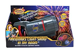 Uncle Milton Fireworks Light Show