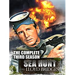 Sea Hunt: Season 3 - Digitally Remastered