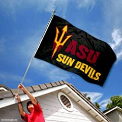 Buy Arizona State Sun Devils ASU University Large College Flag by College Flags and Banners Co.