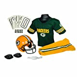 NFL Green Bay Packers Deluxe Youth Uniform Set