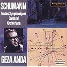 Schumann: Etudes Symphoniques; Carnaval; Kreisleriana
