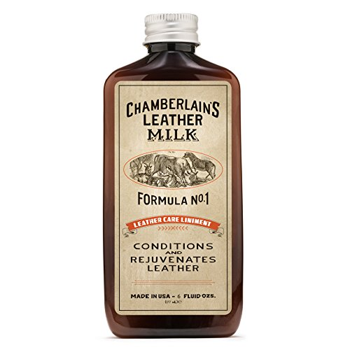 Leather Care Liniment No. 1. All Natural, Non-Toxic Conditioner Made in the USA. 2 Sizes. Includes Premium Applicator Pad! (Leather Conditioner Natural compare prices)