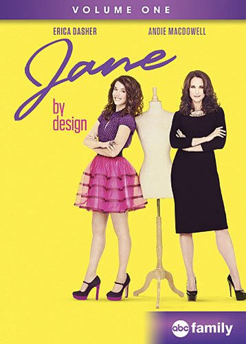 Jane By Design: Volume One front-326508