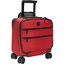 Victorinox Lexicon Dual-Caster Boarding Tote, Red, One Size