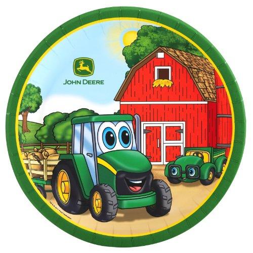 Toy John Deere Tractors front-1020798
