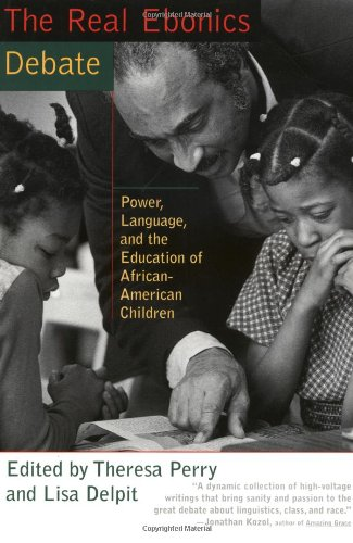 """an argument against the ebonics in the education of african american students in the united states o It is important to note that ebonics is not just an """"american  african americans in the united states  education of african american students:."""