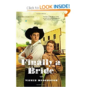 Finally a Bride (Texas Boardinghouse Brides, Book 3)