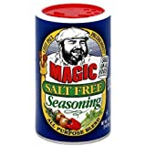 Salt-Free Magic Seasoning 5oz