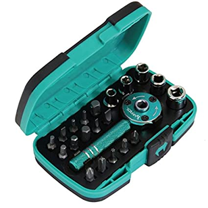 SD-2319M-Palm-Ratchet-Wrench-Bit-&-Socket-Set-(22-Pc)