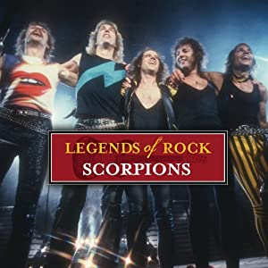 Scorpions -  The Rock Legends