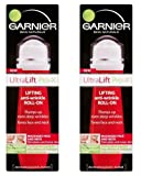2 x Garnier Skin Naturals Ultra Lift Pro X Roll-On 50ml (2 x roll-on boxed)