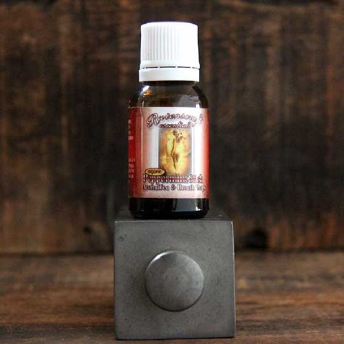 Ravenscroft Aromatherapy Liquid Essential Oil Peppermint Tea Drops -Digestion & Weight Loss- Peppermint Sticktm Aromateatm & Breath Drops