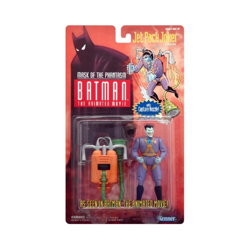 Batman the Animated Movie Jet Pack Joker - 1