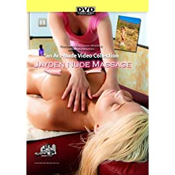 Nude Massage featuring Jayden and Ashlynn - a Nude-Art Film